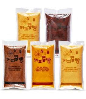 커피콩빵반죽 혼합 10kg/1kg 7,000원