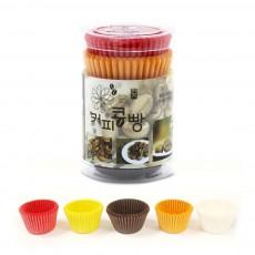 유산지/머핀컵 혼합 150매 1통