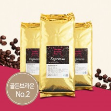 커피원두 골든브라운 NO.2  5kg